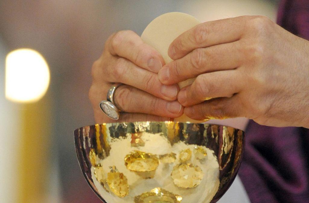 Die Eucharistie soll sich auch den Protestanten öffnen. Foto: dpa