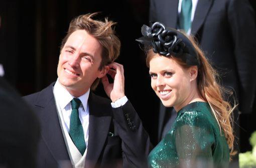 Queen-Enkelin Beatrice hat geheiratet
