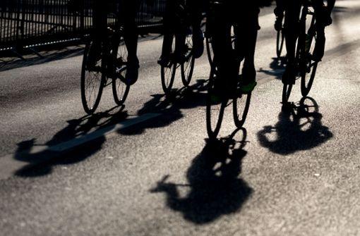 Radrennen in Notzingen