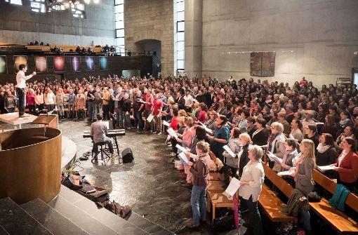 Gospel im Osten in  bundesweitem Wettbewerb