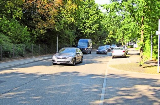 Ärger über parkende Fahrzeuge