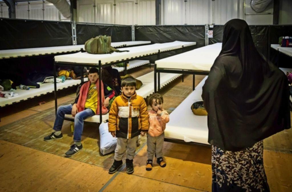 Der Familiennachzug wird durch das Asylpaket II erschwert. Foto: Lichtgut/Achim Zweygarth