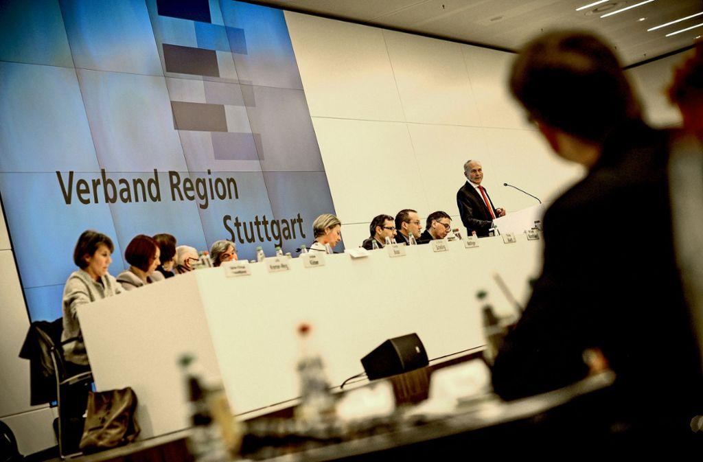 Auch die Regionalversammlung wird am Sonntag neu gewählt. Foto: Lichtgut/