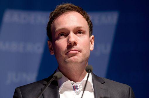 Nikolas  Löbel zieht sich aus Politik zurück