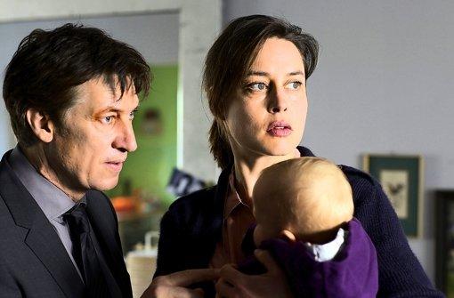 Tobias Moretti und Susanne Wolff geben der Zerbrechlichkeit Gesichter Foto: BR