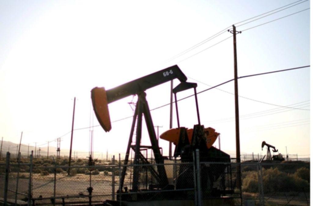 Die Suche nach Öl ist ein schmutziges Geschäft – in jeder Hinsicht. Foto: dpa