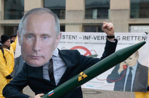 Russland will Raketen mit höherer Reichweite entwickeln