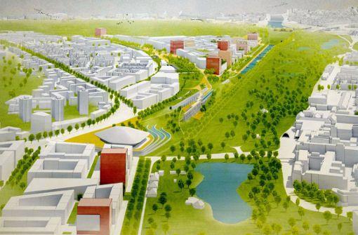 Rosensteinquartier soll Modellviertel werden