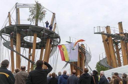 Die Geschichte des Schönbuchturms bei Herrenberg