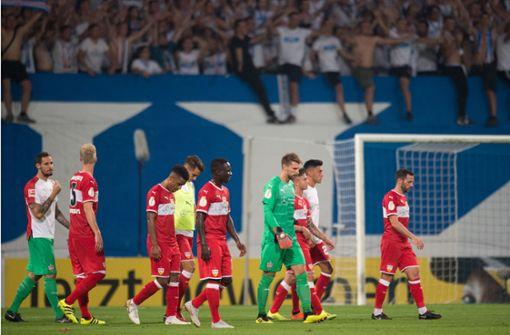 VfB Stuttgart scheitert erneut an Hansa Rostock