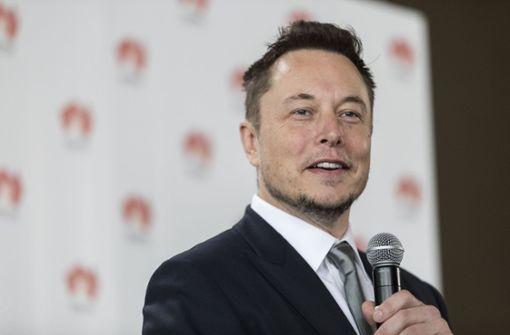 Aktionäre versprechen Tesla-Chef 50 Milliarden US-Dollar