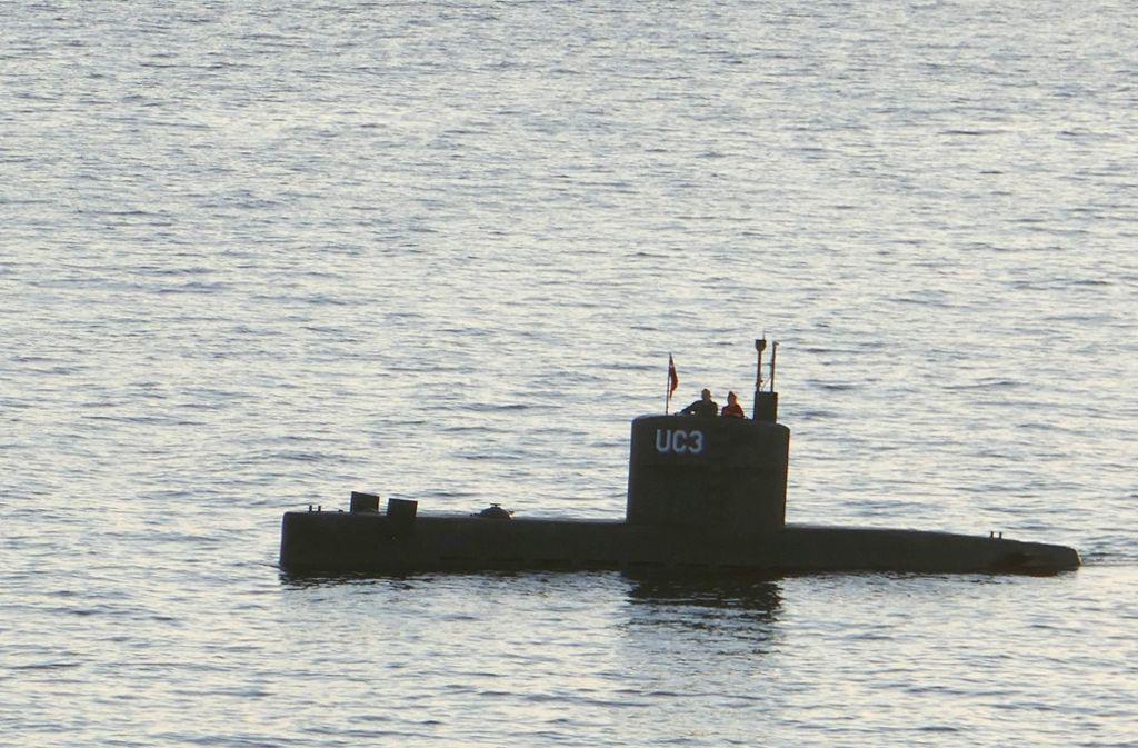 Was geschah im Bauch des U-Boots? Laut dem Angeklagten hatte es nichts mit Sex zu tun. Foto: AFP