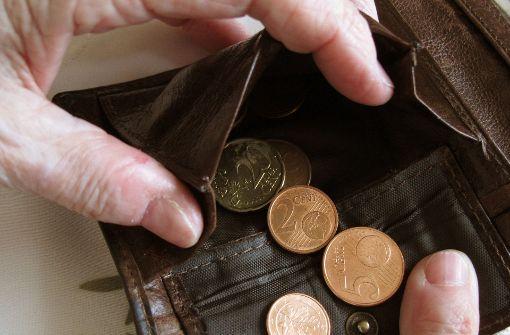 Gerade Verkäuferinnen droht Armut im Alter