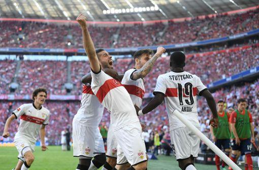 Die VfB-Saison in Zahlen