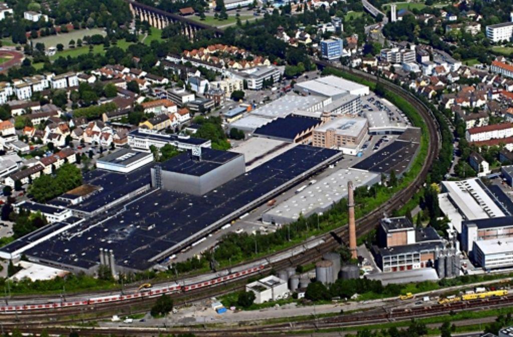 Die Stadt will Einzelhandel auf dem Bigpark-Areal weitgehend ausschließen. Foto: Kuhnle