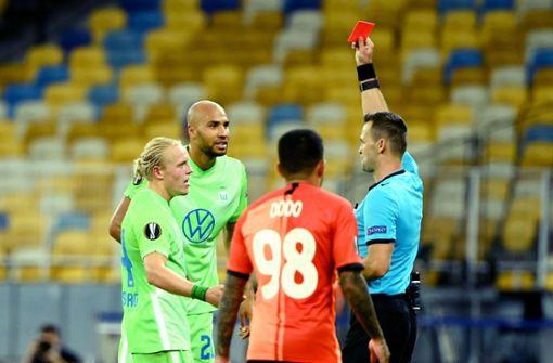 Bundesligist  verliert 0:3 und  verpasst Europa-League-Endrunde