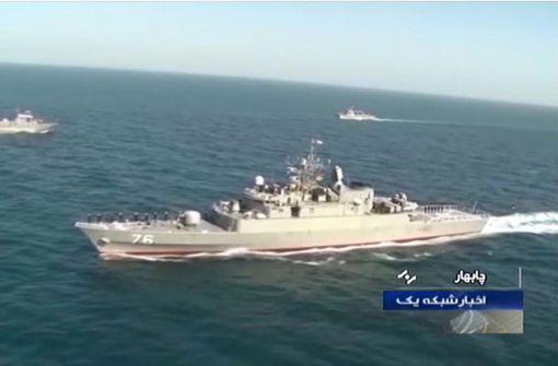 19 Iraner bei Manöverunfall getötet