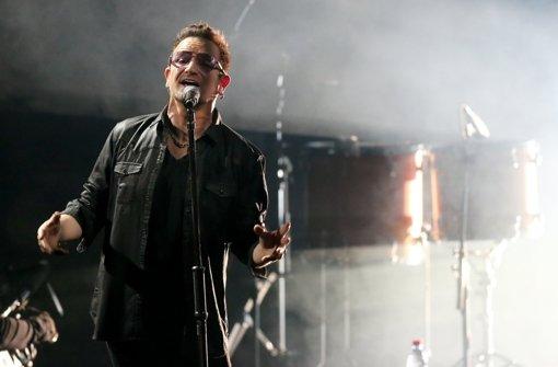 Bono kann vielleicht nie mehr Gitarre spielen