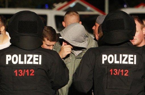 """Keine """"Hochburgen"""", aber steigende Gewalt"""