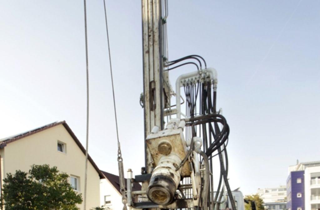 Die Sanierung der Geothermie-Schäden in Eltingen ist erfolgreich. Foto: factum/Archiv