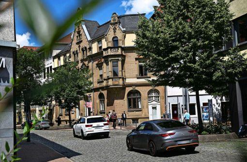 Autoverbot in der Ritterstraße ab Herbst