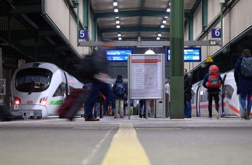 Corona-Teststation am Hauptbahnhof nimmt Betrieb auf