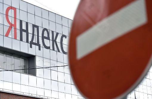 Ostukraine-Konflikt - Ukraine sperrt populäre russische Internetdienste