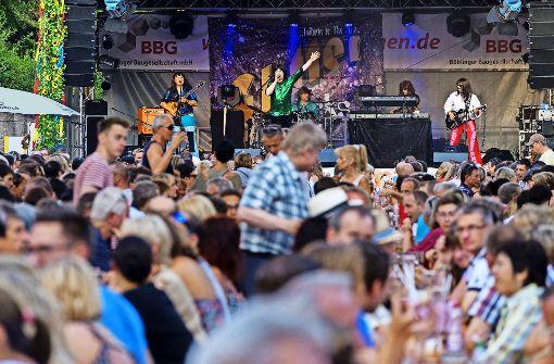 Spektakel und Spaß beim Stadtfest