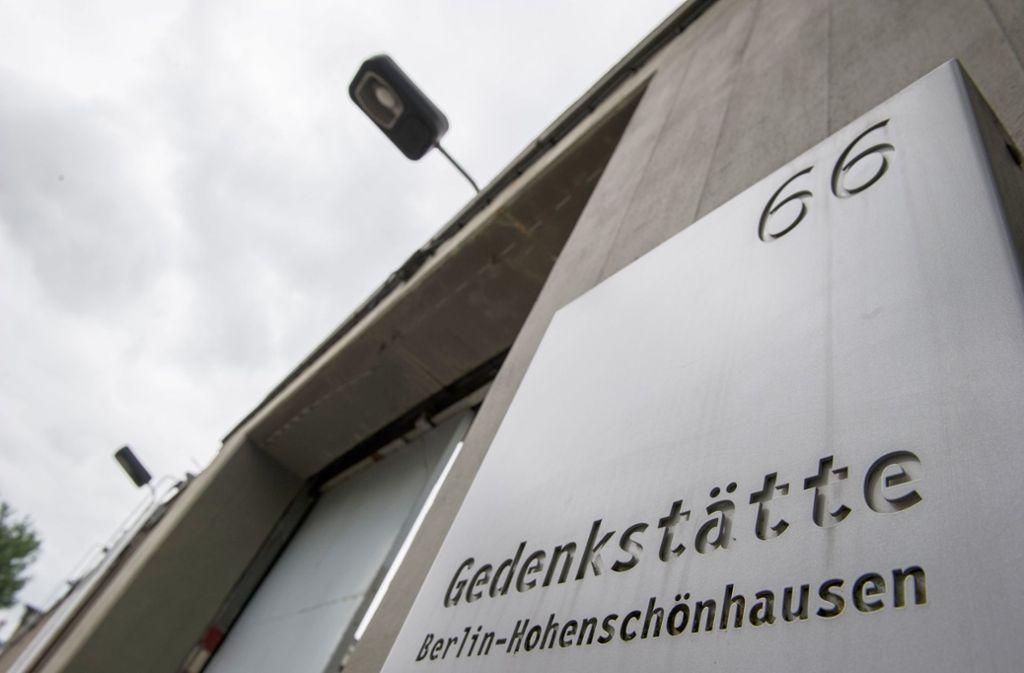 In der Stasiopfer-Gedenkstätte Berlin-Hohenschönhausen wird eine Debatte über den Umgang mit sexueller Belästigung geführt. Foto: dpa