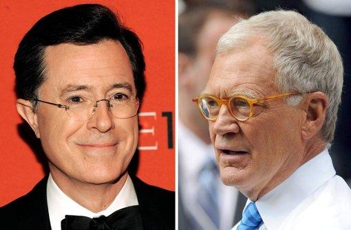 Stephen Colbert übernimmt Late Show