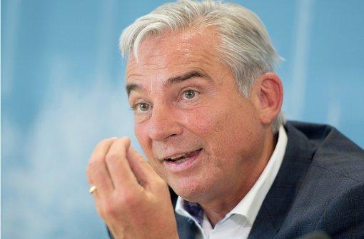 CDU-Landeschef Strobl wirft SPD Blockade vor
