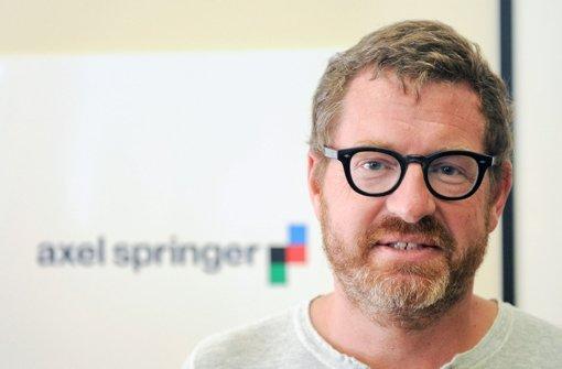 Kai Diekmann gibt Chefredaktion ab