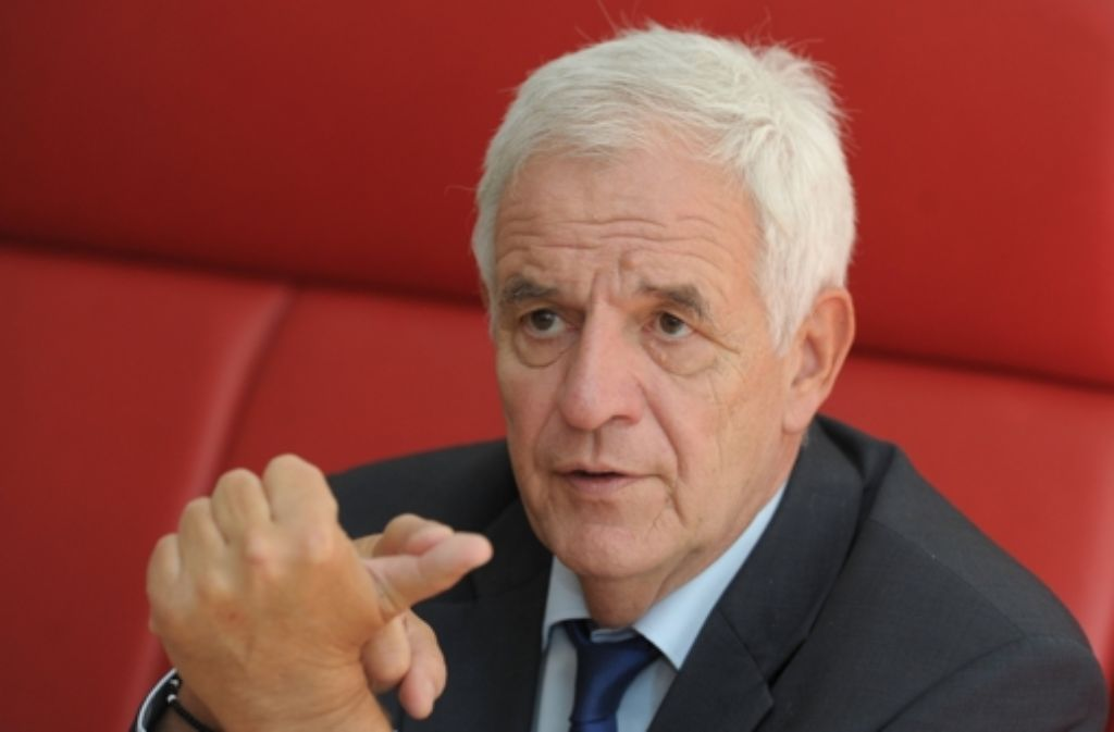 Personalpolitik wie zu CDU/FDP-Zeiten? Justizminister Rainer Stickelberger Foto: dpa