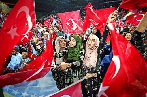 Die Türkei vor der Machtprobe