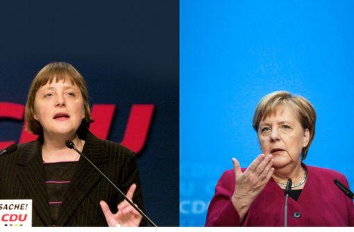 Angela Merkels letzter Dienst