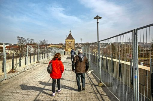 Dauerbrenner Pliensaubrücke