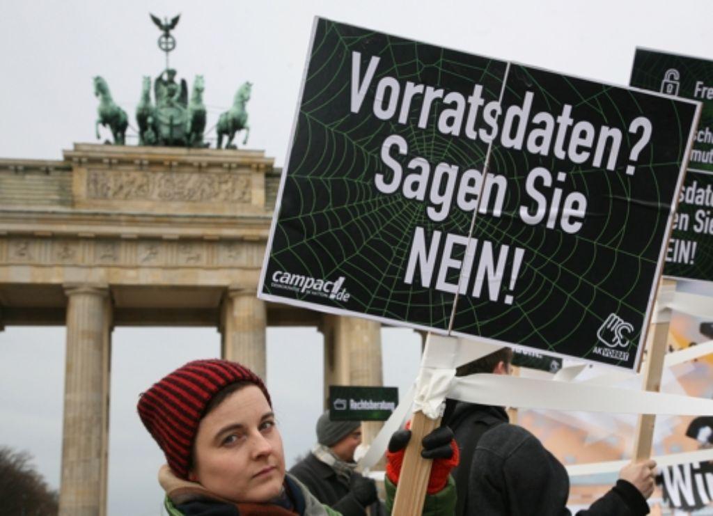 Vier Wochen hat Berlin Zeit, die Brüsseler Vorgaben zu erfüllen. Foto: dpa