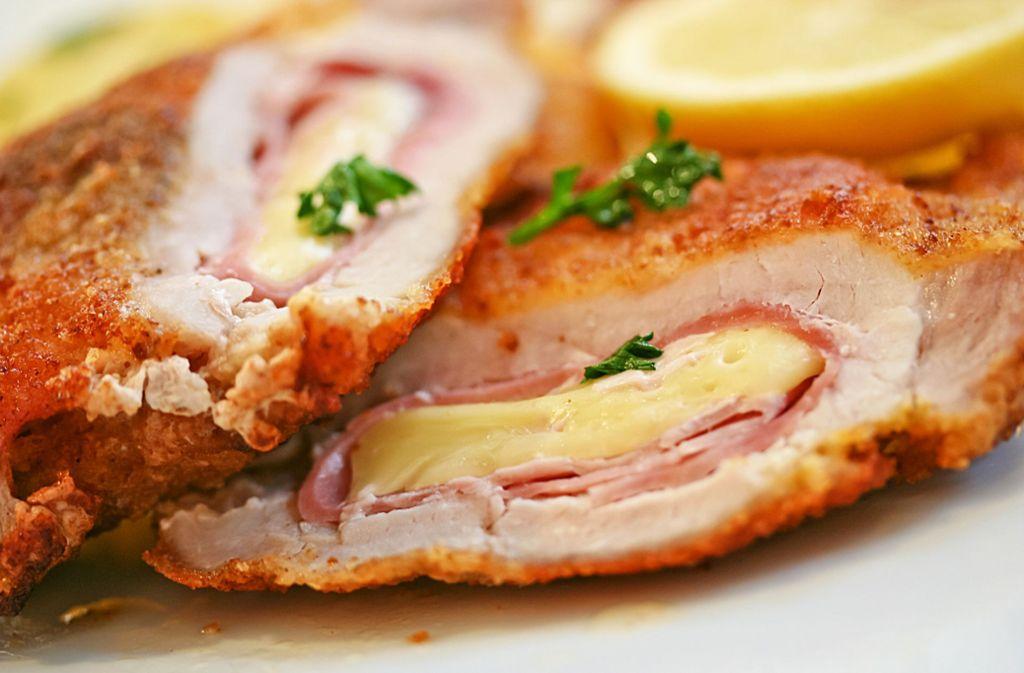 Cordon bleu, Filet Mignon – die französische Küche ist reich an Fleisch. Foto: Adobe Stock_35947274