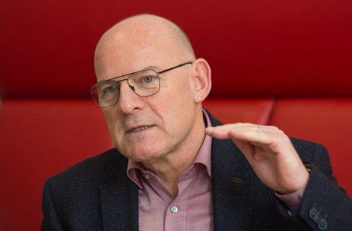 Bahnprojekte bleiben laut Minister Hermann außen vor
