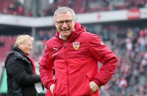 VfB-Manager Reschke begrüßt Einsatz eines Videoschiedsrichters