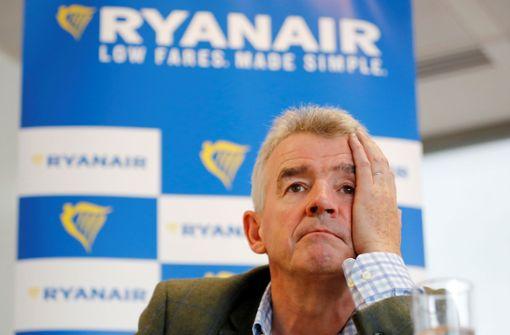 Gegenwind für O'Leary