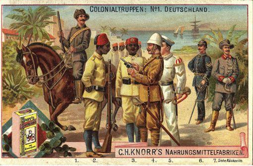 Württembergs schwieriges Kolonialerbe