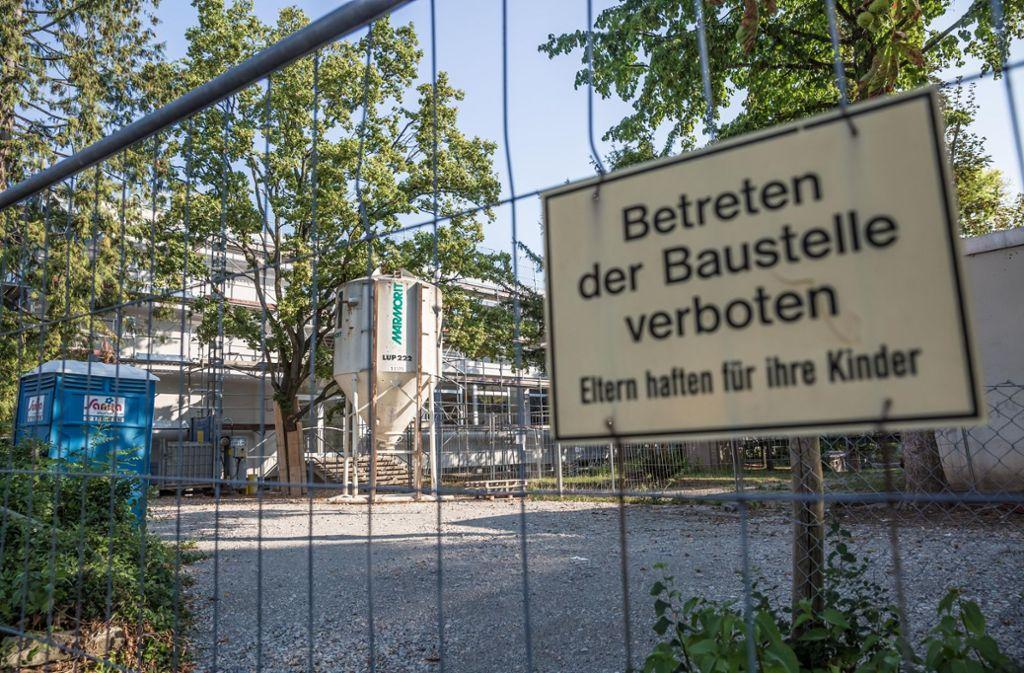 Das Landeskultusministerium will dieses Jahr mehr als 300 Millionen Euro in die Sanierung von Schulen investieren. (Archivbild) Foto: Lichtgut/Julian Rettig