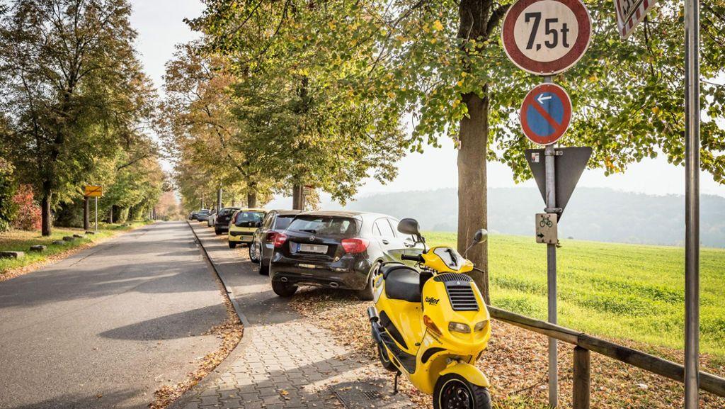 Uni Hohenheim streitet um  Parkplätze