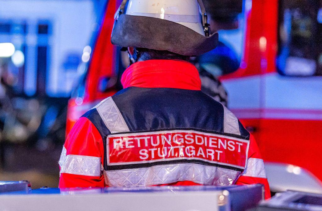 Der Rettungsdienst musste einen betagten Autofahrer versorgen und ins Krankenhaus bringen. (Symbolfoto) Foto: 7aktuell.de/ Gruber