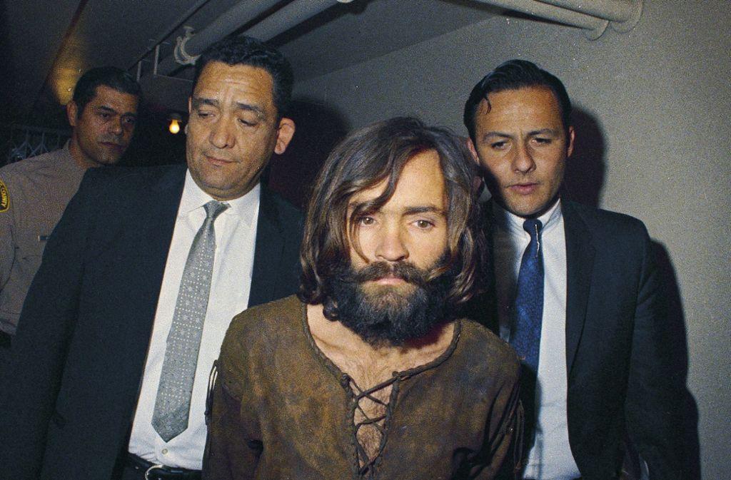 Charles Manson war im November im Gefängnis gestorben. Foto: AP