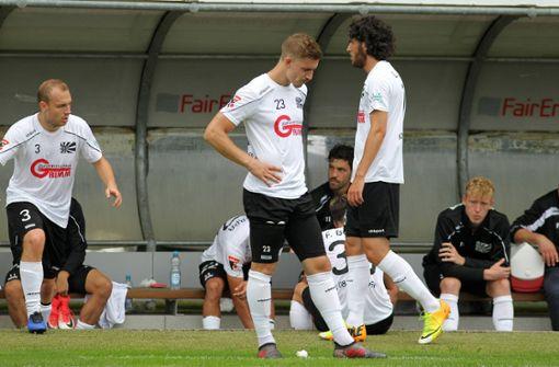 19 Spieler des Fußball-Oberligisten in Quarantäne