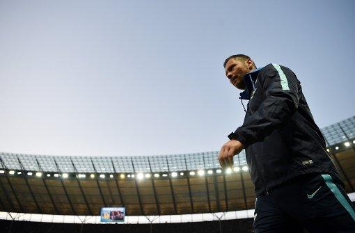 Hertha-Wüterich Dardai macht den Völler
