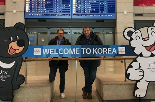 """Die Videokolumne """"Betthupferl aus Pyeongchang"""" – Teil 1"""