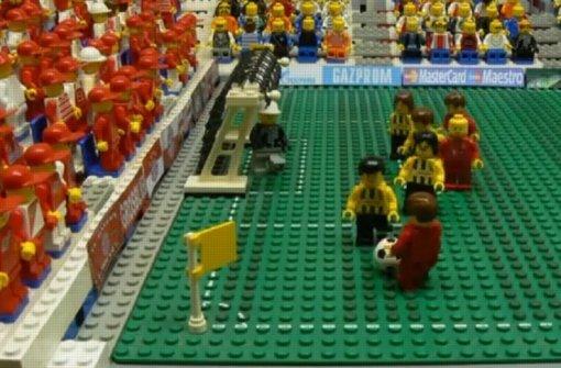 Lego-Figuren erobern das Netz
